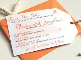 Save The Date Destination Wedding Destination Save The Dates