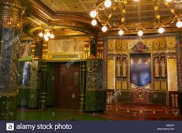 art nouveau interior of the liszt academy of music liszt ferenc