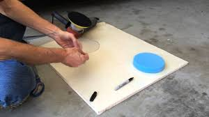 Harbor Freight Rotary Table by Harbor Freight Dual Action Polisher 69924 Alternate Pad Size Fix
