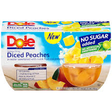 dole fruit bowls dole fruit bowls pack of 6 038900029197