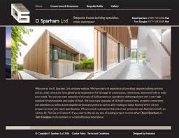 home design evolution d sparham builders logo u0026 website design evolution website design