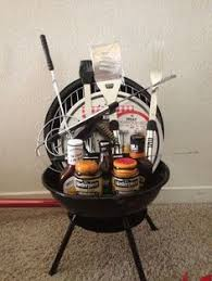 raffle gift basket ideas bbq gift basket would be oriented wedding party gift