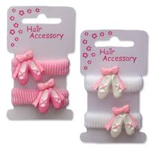 bobbles hair ballet shoe hair bobbles ballet party bag fillers party ark