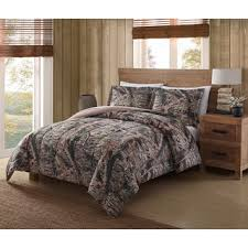 Camo Duvet Covers Dream Factory Geo Camo Full Size 7 Piece Bed In A Bag With Sheet