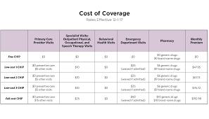 health insurance for children chip coverage upmc for kids
