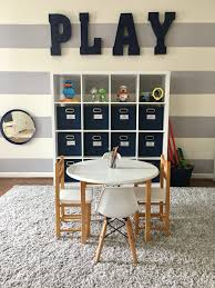 Trends Playroom Boys Playroom By Ashleigh Nicole Events Navy Gray And Playrooms