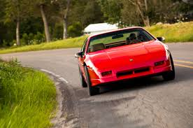 pontiac collectible classic 1984 1988 pontiac fiero