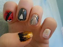 nail designs cats nail art designs