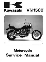 kawasaki vn1500 u002787 u002799 service manual carburetor