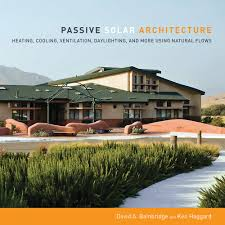 passive solar architecture heating cooling ventilation