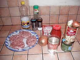 cuisiner des crepinettes recette de crépinettes de porc mijotées aux chignons