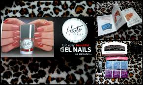 the glam goddess haute polish gel nails review