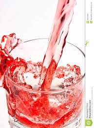 drink splash red drink splash royalty free stock image image 30414846