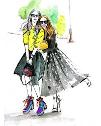 77 best rongrong illustrations images on pinterest fashion