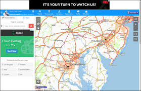 Google Maps Driving Directions Usa by 11 Google Maps Alternatives Online Mapping Programs With Driving