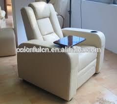 recliner sofa with writing pad ls811living room massage sofa buy