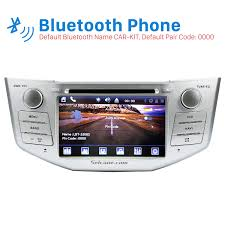 toyota harrier 2005 2004 2012 toyota harrier bluetooth music radio dvd player hd