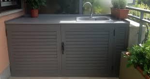 armadio da esterno in alluminio mobili in alluminio da esterno tiburno nomentana serrande