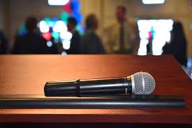 Microphone Bureau - district 52 speakers bureau