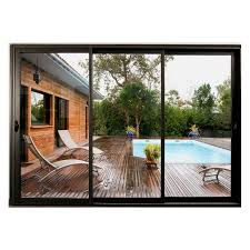Porte Patio Porte Patio Triple Simple Vitro Extra Inc