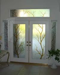 Stained Glass For Kitchen Cabinets by Interior Decorative Glass Window Inserts Inside Leading Hand