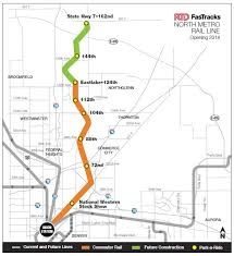 denver light rail expansion map public transportation leslie monaco real estate