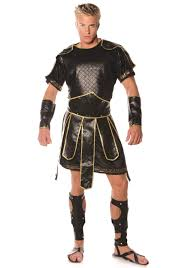 halloween soldier mens spartan gladiator costume roman soldier costumes
