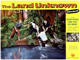 the halloween party from the black lagoon film review the land unknown 1957 hnn