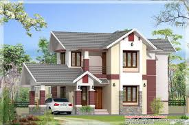 modern indian home exterior design kerala elevation house home