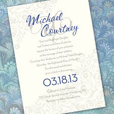 silver wedding invitations wedding invitations silver wedding invitations cobalt