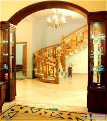 kerala home design tiles real house in kerala with interior photos home design and