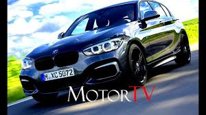the new 2018 bmw 1 series m140i l driving scenes youtube