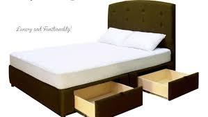 Serta Bed Frame Mattress Bed Frame Without Headboard Uk King Mattress In A Box