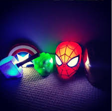 3d deco superhero wall lights 9 superhero collectibles we won t judge you for buying