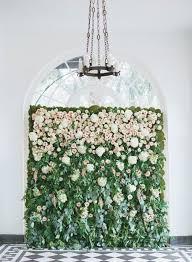 wedding backdrop flower wall 31 whimsically flower wedding decorations weddceremony
