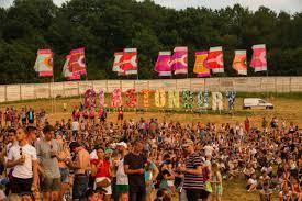 Spin Flag Emily Eavis Teases Glastonbury Spin Off Festival Variety Bazaar