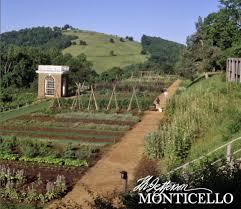 t jefferson u0027s amazing vegetable garden