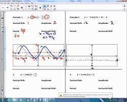 Sin Cos Tan Worksheet Plane Trigonometry Unit 1 5 Examples For Worksheet Graphing Sine