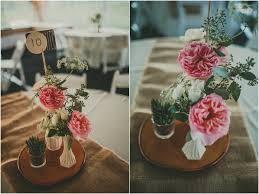 Log Vases Milk Glass Bud Vases With Garden Roses Ranunculus Seeded