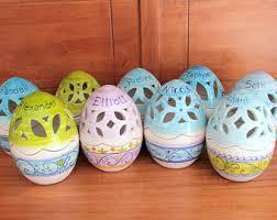 personalized easter eggs custom easter eggs etsy