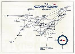 American Airlines Route Map by Charlotte World Airline News
