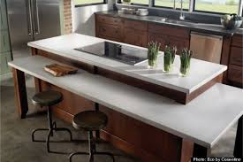 kitchen counter top options five green kitchen countertops huffpost