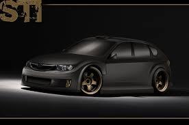 subaru matte black kofelstofel u0027s profile u203a autemo com u203a automotive design studio