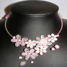 fashion jewelry pearl necklace images Thai fashion jewelry jpg