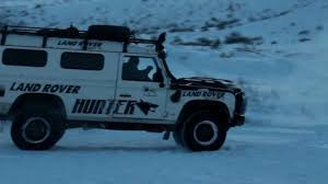 land rover himalaya land rover defender hunter youtube