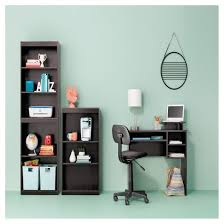 Room Essentials Storage Desk 3 Shelf Bookcase Room Essentials Target