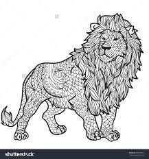 coloring php art exhibition coloring book lion children