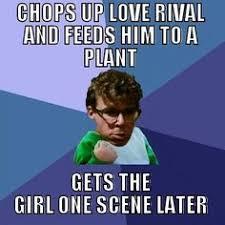 Feed Me Seymour Meme - little shop of horror memes at the theatahhhh pinterest