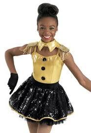 Jazz Dancer Halloween Costume Weissman Sequin Metallic Lamé Dress Dance Costumes