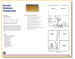 second oakmont townhouses property management specialist